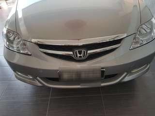 2008 Honda City 1.5 Vtec