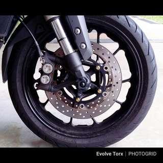 🔩Titanium Torx Rotor/Brake Disc Bolts