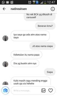 Part 3 SELLER rumit lanjut di IG DM