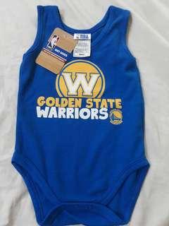 Golden State Warriors Onesie