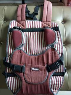 VR Babies baby car seat pouch