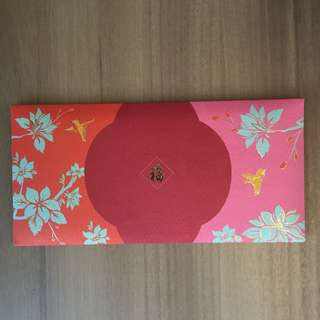 Red packets pack glossy finish