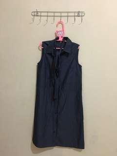 Dress Colorbox dark jeans