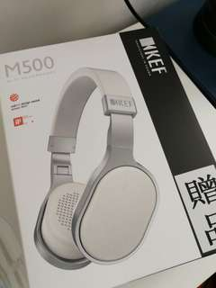 KEF M500 全新未開盒行貨