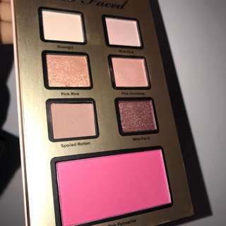 TooFaced Palette