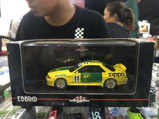 Diecast model cars 1:43