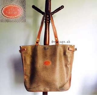 Bonia vintage bag