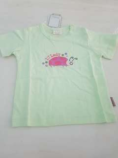Clearance sale - Brand new with tag Light Greet Cotton Tshirt