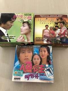 Korean Drama, Chinese, HongKong Drama