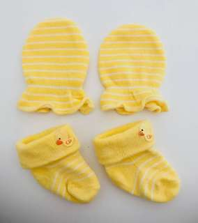 Mittens & Socks (Newborn)