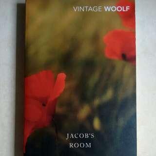 Jacob's Room - Virginia Woolf