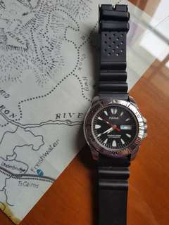 Pulsar Diver's Automatic Watch