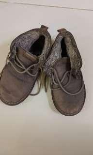 Sepatu Boot Zara Anak