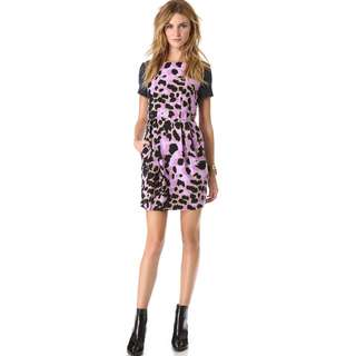 New Club Monaco Krista Printed Dress Size 0