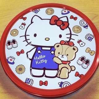 🚚 日本🇯🇵原裝進口近99%全新餅乾空盒*收納盒*鐵盒