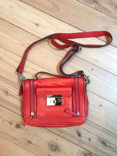 Country Road leather crossbody bag