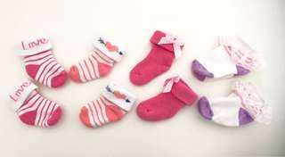 Baby Socks (Newborn)