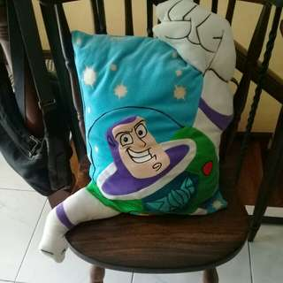 Buzz Lightyear pillow