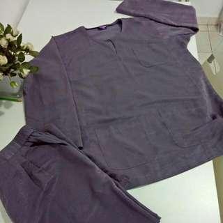 Preloved Baju Melayu Kanak2