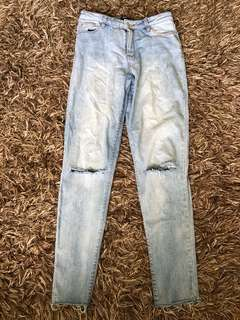 Size 10 glassons jeans