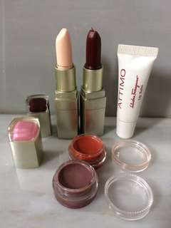 Makeup TAKE ALL for 75.000! 2 full size lipstick