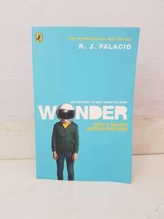 WONDER by R.J.Palacio