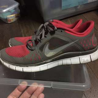 NIKE Free 5.0 Rubber Shoes