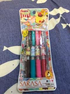 Pokemon sarasa 墨水筆