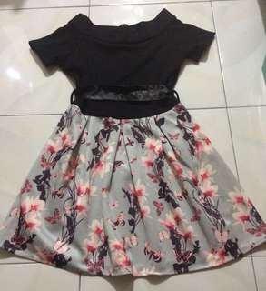 Coctail Dress black