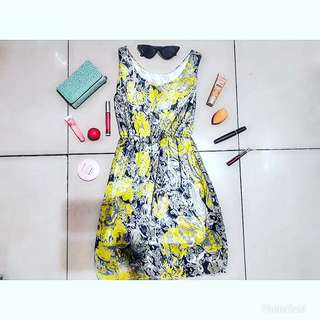 YELLOW DRESS FOR ONLY 120 PHP