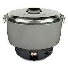 UNTUK DIJUAL/FOR SALE: 10L Gas Rice Cooker - Commercial Type