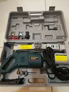 2 Tons Electric Jack with Impact Wrench