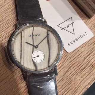 徳國 Kerbholz 手錶 木錶FRI-SIL/WBIR