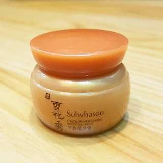 Sulwhasoo Renewing Cream