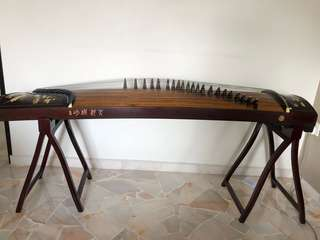 Pre- Loved Dunhuang Guzheng