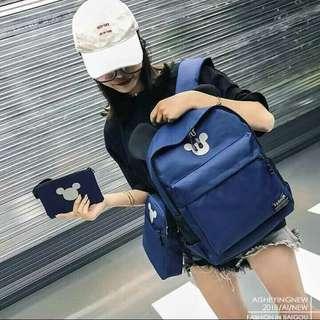 Mickey Bag 3in1