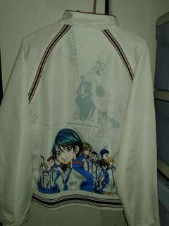 Anime Bomber Jacket (The Prince Of Tennis)