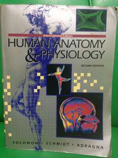 Human Anatomy & Physiology (2nd ed) by Solomon, Schmidt and Adragna