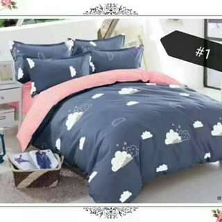 4in1 Bedsheet Set