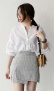 BN White Shirt top size S