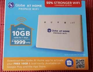 Huawei B310 LTE Home WiFi from Globe