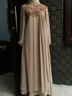 Preloved Long Dress Hijab Murah