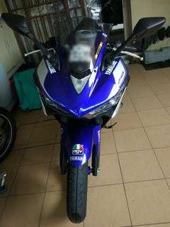Yamaha YZF R25 (2015)
