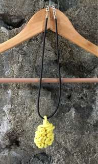 PIESA handmade necklace
