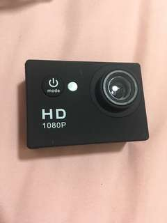 Offer!!! Sports Camera - Full HD 1080p (Waterproof 30M) Action Camera 2-inch screen