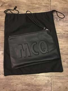 McQ by Alexander McQueen clutch