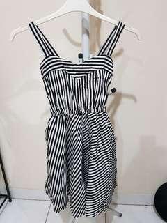 New Strippy dress