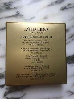 (包郵) Shiseido Giza Tokyo Sample 8包