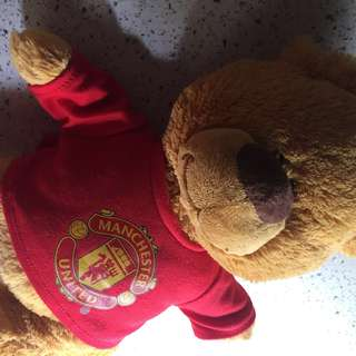 MANCHESTER UNITED Teddy-Bear