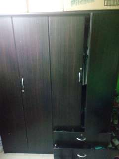 Dark Brown Cabinet